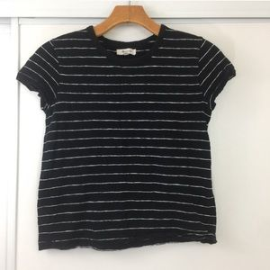 Madewell Cropped Striped Tee ❣️